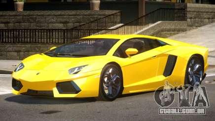 Lamborghini Aventador SS para GTA 4