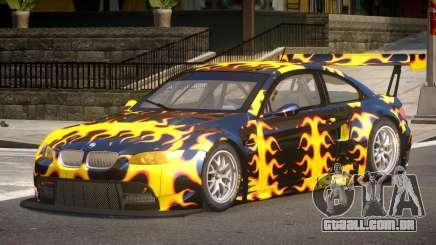 BMW M3 GT2 Sport PJ2 para GTA 4