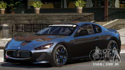 Maserati Gran Turismo RC para GTA 4