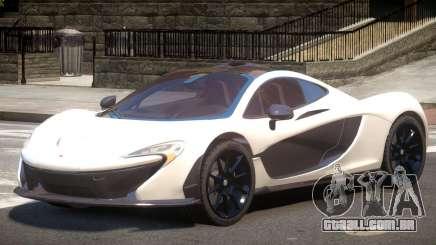 McLaren P1 GT Sport para GTA 4