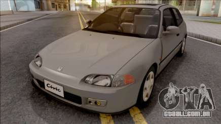 Honda Civic EG6 SIR-II 1991 para GTA San Andreas