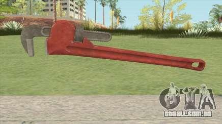 Pipe Wrench GTA V HQ para GTA San Andreas