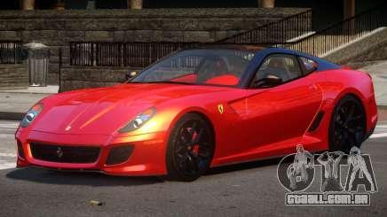 Ferrari 599 GTO Tuned para GTA 4
