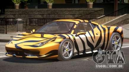 Ferrari 458 Italia Sport PJ5 para GTA 4