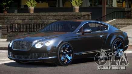Bentley Continental GT V2 para GTA 4