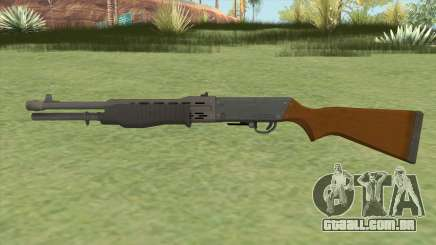 SPAS-12 Woodstock (CS:GO Custom Weapons) para GTA San Andreas