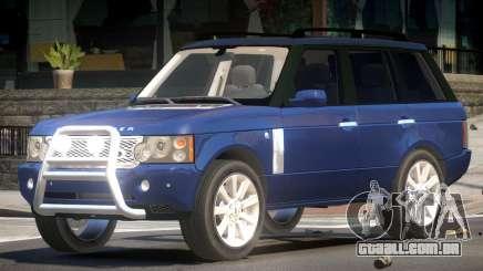 Range Rover Supercharged ST para GTA 4