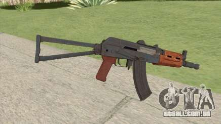 AKS-74U (CS:GO Custom Weapons) para GTA San Andreas