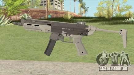 Hawk And Little SMG GTA V para GTA San Andreas