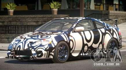 Honda Integra RS PJ4 para GTA 4