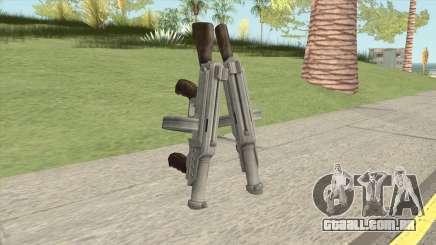 Big Double Submachine Gun para GTA San Andreas
