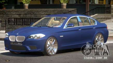 BMW 550i ST para GTA 4