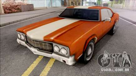 Sabre Turbo Brown para GTA San Andreas