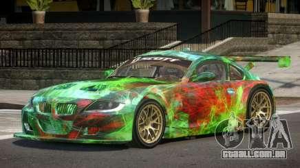 BMW Z4M ST PJ3 para GTA 4