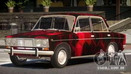 VAZ 2103 RT PJ3 para GTA 4