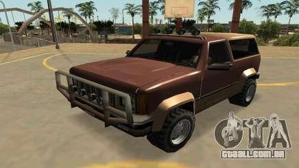 Brasões de armas Riata VOCÊ de Estilo (Civil Sandking) para GTA San Andreas