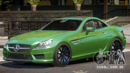 Mercedes Benz SLK 55 AMG V1.0 para GTA 4