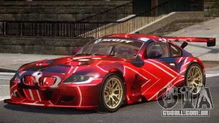BMW Z4M ST PJ2 para GTA 4