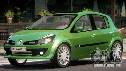 Renault Clio 3 para GTA 4