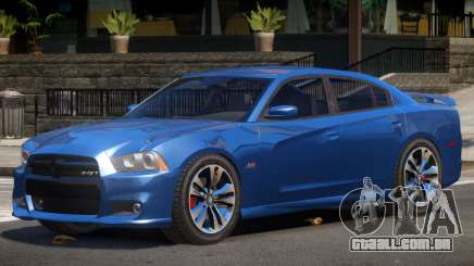Dodge Charger SRT8 V1.3 para GTA 4