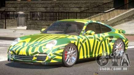Porsche 911 GT Turbo PJ1 para GTA 4