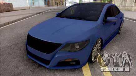 Volkswagen Passat CC v2 para GTA San Andreas