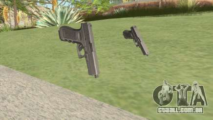 Glock-17 (CS-GO Customs 2) para GTA San Andreas