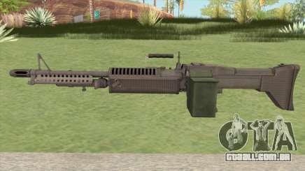 M60 (CS:GO Custom Weapons) para GTA San Andreas