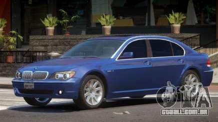 BMW 760Li E66 para GTA 4