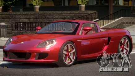 Porsche Carrera GT Sport para GTA 4