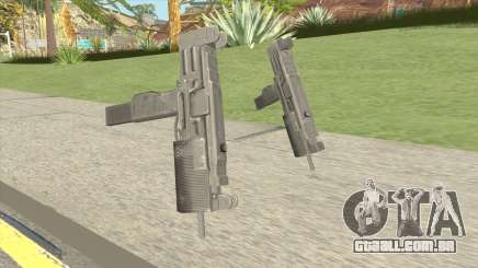 Micro Uzi (Manhunt) para GTA San Andreas