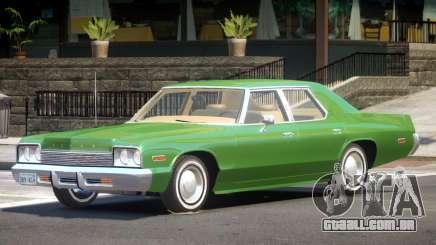 1974 Dodge Monaco V1.0 para GTA 4