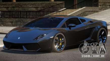Lamborghini Gallardo GT Sport para GTA 4