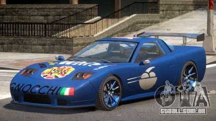 Invetero Coquette Tuned PJ2 para GTA 4
