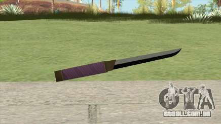New Knife (LQ) para GTA San Andreas