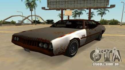 Classique Trevo Enferrujado, Com Emblemas E Extras para GTA San Andreas
