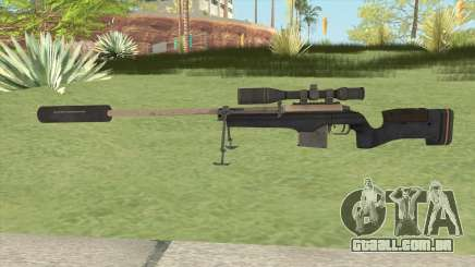 Sniper Rifle (Hitman: Absolution) para GTA San Andreas
