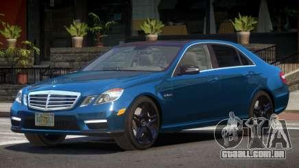 Mercedes Benz E63 V1.1 para GTA 4