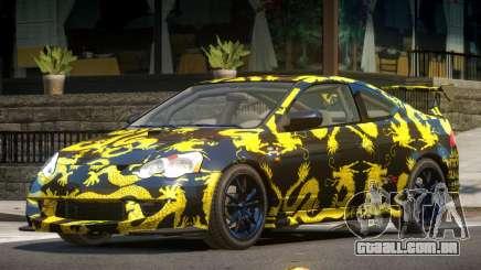 Honda Integra RS PJ2 para GTA 4