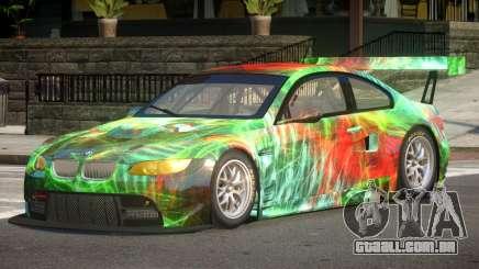BMW M3 GT2 Sport PJ3 para GTA 4