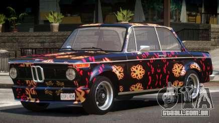 BMW 2002 GT PJ4 para GTA 4
