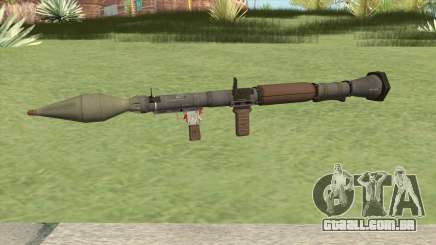 Rocket Launcher GTA V (Original) para GTA San Andreas