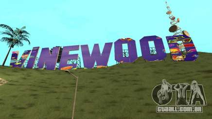 New Vinewood Unikitty Credits para GTA San Andreas