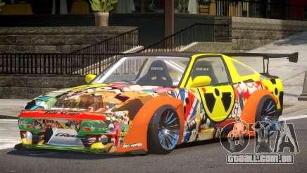 Nissan 380SX GT PJ1 para GTA 4