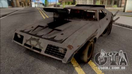 Speed Freak Mad Max para GTA San Andreas