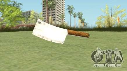 Meat Cleaver V2 (Manhunt) para GTA San Andreas