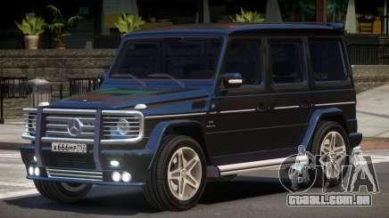 Mercedes Benz G55 ST para GTA 4