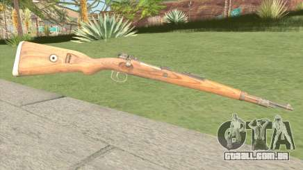 Kar98K (Bolt Action Rifle) para GTA San Andreas