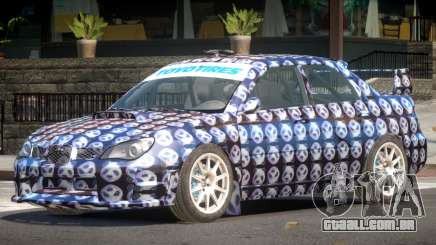 Subaru Impreza WRX GTI PJ5 para GTA 4
