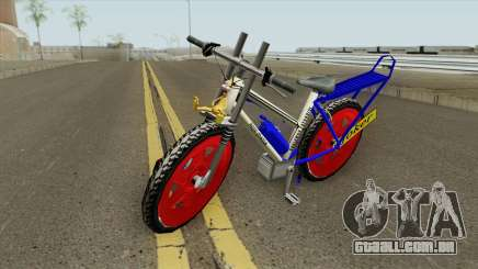 New Mountain Bike para GTA San Andreas